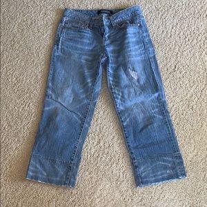 London Capri jeans